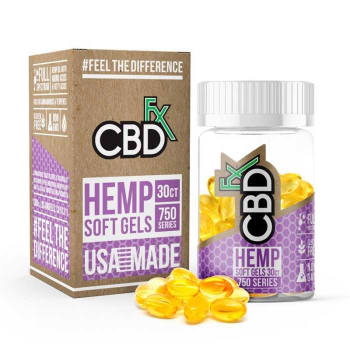 CBDFx CBD Hemp Oil